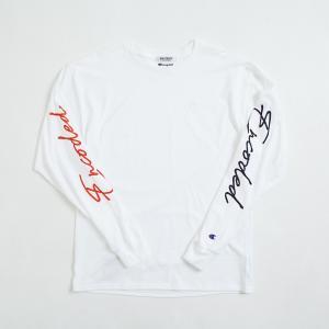 【即納】エンコーデッド ENCODED メンズ 長袖Tシャツ トップス ロンT ロングT ロングスリーブ ASYMMETRY C BODY L/S TEE white|fermart
