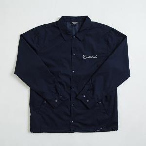 【即納】エンコーデッド ENCODED メンズ ジャケット アウター TRIANGLE EMBLEM COACH JACKET navy fermart