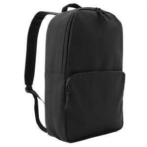 【即納】レインズ RAINS ユニセックス バックパック・リュック バッグ Field Bag Black 1284|fermart