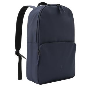 【即納】レインズ RAINS ユニセックス バックパック・リュック バッグ Field Bag Blue|fermart