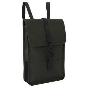 【即納】レインズ RAINS ユニセックス バックパック・リュック バッグ Backpack Mini Green|fermart