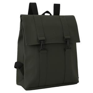 【即納】レインズ RAINS ユニセックス バックパック・リュック バッグ Msn Bag Green|fermart