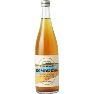 ferment works KOMBUCHA-ファーメントワークスコンブチャ-720ml|fermentworks