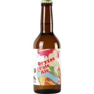ORYZAE PALE ALE-オリゼーペールエール- IBCブロンズメダル受賞酒|fermentworks