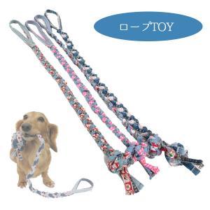 SYSTYLE サヨ デンタルジーンズ ロープ フェレット おもちゃ 玩具 丈夫|ferretwd