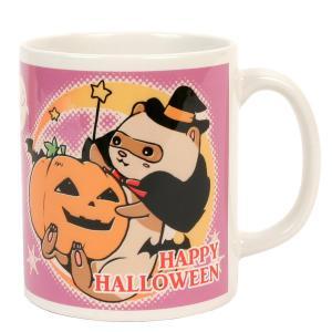 (受注生産) (FWF) オリジナル マグカップ ハロウィン フェレット(6-1) ハロウィン ハロ...