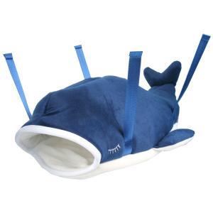 Angora クジラハンモック フェレット フェレット 小動物 秋用 冬用 ハンモック 寝袋 立体 ユニークハンモック ハウス 吊り下げ型 ferretwd