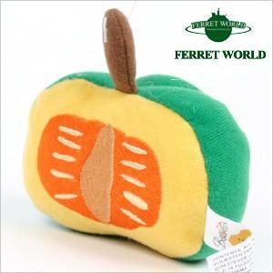 スクイーキー Pet Toy かぼちゃ半身(パンプキンハーフ...