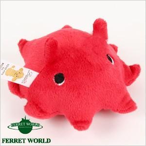 スクイーキー Pet Toy メンダコ(音鳴り) (おもちゃ...