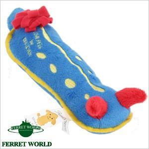 スクイーキー Pet Toy アオウミウシ(音鳴り) (おも...