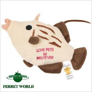 スクイーキー Pet Toy カワハギ(音鳴り) (おもちゃ...
