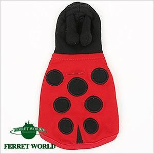 (お取寄せ品)ferret プチてんとう虫(ウェア)(洋服) フェレット 服 洋服 ウェア オシャレ 着ぐるみ|ferretwd
