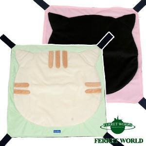 猫 ハンモック (お取寄せ品)ふんわりにゃんこのニャンモック 猫 ネコ ボア 秋用 冬用 多頭飼い|ferretwd