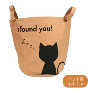 フェレット 猫 にゃんこのシャカシャカペーパーバッグ ねこ ネコ ペット おもちゃ 紙 トイ 袋 バッグ プレイハウス プレイルーム チューブ|ferretwd