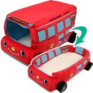 2WAYカドラー イングランドバス(5634) 犬 ドッグ ペット ベッド マット グッズ  カドラー|ferretwd