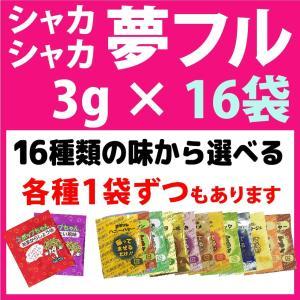 ポップコーン 夢フル ポップコーン調味料 3g×14袋 選べる14種 フレーバー シーズニング|fescogroup