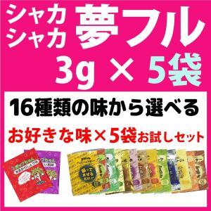 ポップコーン 夢フル ポップコーン調味料 3g×5袋 選べる14種 フレーバー シーズニング|fescogroup