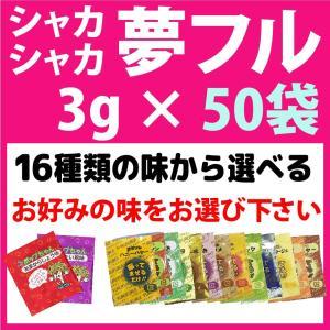 ポップコーン 夢フル ポップコーン調味料 3g×50袋 選べる14種 フレーバー シーズニング|fescogroup