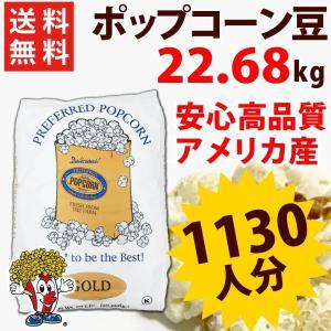 ポップコーン ポップコーン豆 バタフライGOLDタイプ 22.68g 約1130人分 アメリカ産 プレファード  種 業務用 イベント向け|fescogroup