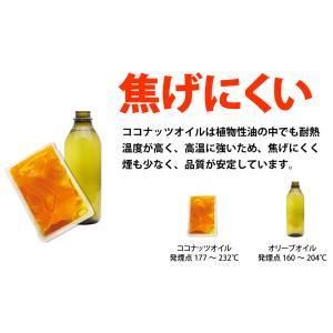 ポップコーン 送料無料ココナッツオイル 22.7kg 黄・バター風味 オイル|fescogroup|05