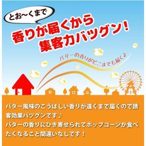 ポップコーン 送料無料ココナッツオイル 22.7kg 黄・バター風味 オイル|fescogroup|06