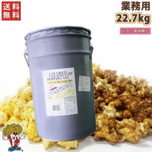 ポップコーン 送料無料ココナッツオイル 22.7kg 黄・バター風味無し オイル|fescogroup
