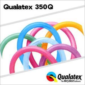 Qualatex Balloon 350Q バイブラントアソート 約100入 風船 マジックバルーン ペンシルバルーン クオラテックス クォラテックス バルーン|festival-plaza