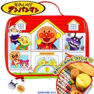 1480円(税抜)  アンパンマン おかたづけペンケース   【新入学文具】410 festival-plaza