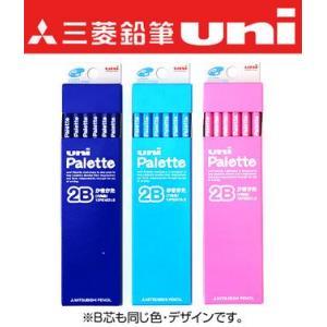 Uni Palette紙箱入 三菱 12本入 B・2B かき...