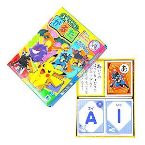 キャラクターかるた 正月玩具 [17J31]|festival-plaza