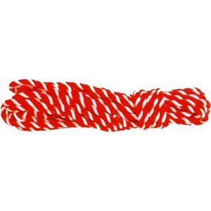 ¥1800(税抜) 紅白ロープ10.5m(5間用) 40%引き 子供会 景品 お祭り くじ引き 縁日|festival-plaza