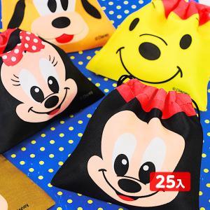 袋入 ディズニーオールスターフェイス巾着スペシャルアソート 25入 景品玩具 217[17K10]|festival-plaza