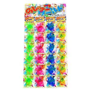台紙付 のびっこハンド台紙 24入 景品 おもちゃ 子ども会 233 18A17 festival-plaza