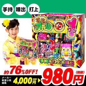 4000円(税抜) 花火オールインワン 花火 301 17D21|festival-plaza
