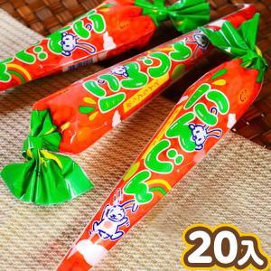 袋入  やおきん にんじん(人参) 30入 駄菓子 16/1104|festival-plaza