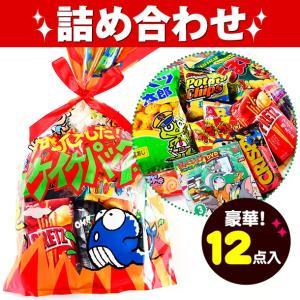 今日も元気だイケイケパック  駄菓子 18A26 festival-plaza