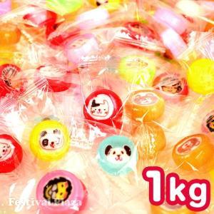 ミニラブリーキャンディー 金太郎飴 1kg(約250粒入) 駄菓子 17K01 festival-plaza