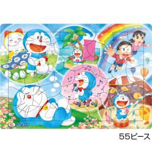 キャラクターパズル ドラえもん 55ピース 14/1120 子供会 景品 お祭り くじ引き 縁日|festival-plaza