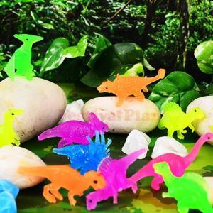 ぷにぷにすくい恐竜 約50入 お祭り 縁日すく...の詳細画像1