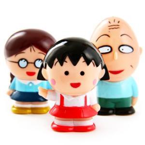 すくい人形{キャラクターすくい} ちびまる子ちゃん3種セット ちびまる子ちゃん 10個入[14/0417] お子様ランチ|festival-plaza