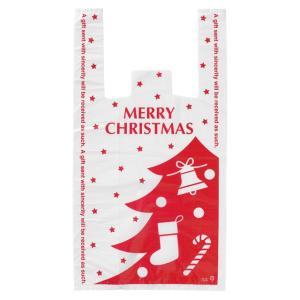 クリスマス プチキュートレジバッグ-M 100枚 クリスマス ラッピング603[16K26]