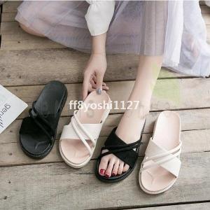 サンダルレディース履きやすい可愛いサンダル歩きやすいおしゃれ疲れない靴シューズ ff8yoshi1127