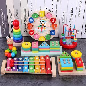 おもちゃ 知育玩具 木のおもちゃセット 出産祝い 1歳 2歳 3歳 男女誕生日 プレゼント 楽器 おもちゃ ff8yoshi1127