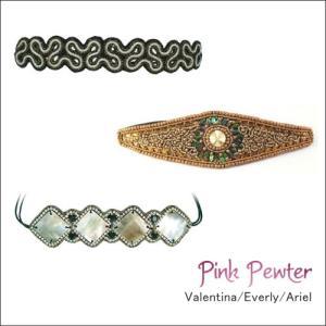 PinkPewter/ピンクピューター/ヘアジュエリー/ヘアアクセサリー/ヘアバンド/カチューシャ/ハンドメイド【メール便は送料無料】|ffactory-ff