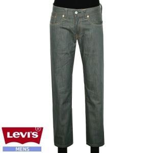 【中古】【Levi's】リーバイス 502 レギュラーストレートデニムパンツ グレー『16/11/1』011116 small(送料無料)|fflower11