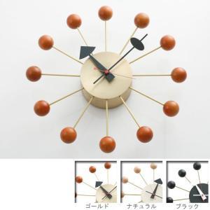 時計 壁掛け ジョージネルソン ボールクロック [代引き不可] [■]|ffws