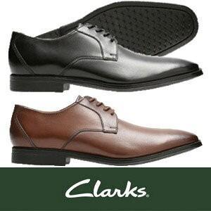 クラークス ギルマンレース CLARKS GILMAN LACE 807E ブラック タン メンズ ビジネスシューズ 革靴 成人式 就活|fg-store