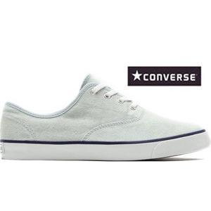 CONVERSE コンバース DECKSTAR DENIM  デッキスター  ライトブルー 靴|fg-store