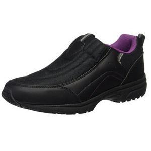 DynaWalk ダイナウォーク 1003 3E ブラック 靴 スリッポン スニーカー|fg-store