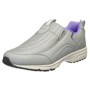 DynaWalk ダイナウォーク 1003 3E グレー  靴 スリッポン スニーカー|fg-store